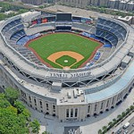 Yankee Stadium i Bronx New York
