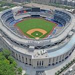 Yankee Stadium i Bronx New York