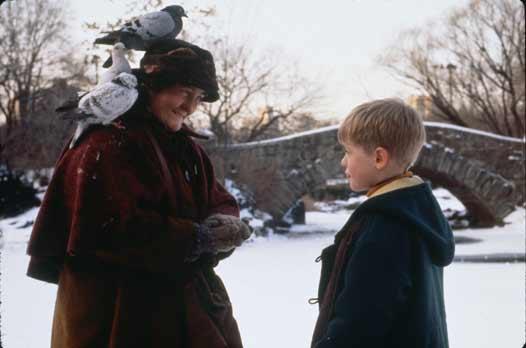 Tre filmer som utspelar sig i New York